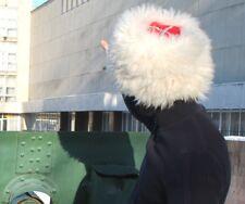 Military FUR sheep Hat PAPAKHA Kubanka  Cossack warm winter hat