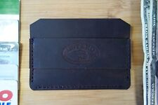 Minimalist front or back pocket wallet ! handmade in my stuido with premium lea