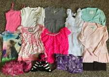 Lot of 12 Girl's Size 12 Clothes Spring/ Winter/ Fall Sweaters, Tops, Pants Etc