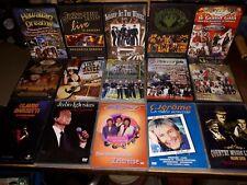 Lot De 15 DVD musical  d'occasion