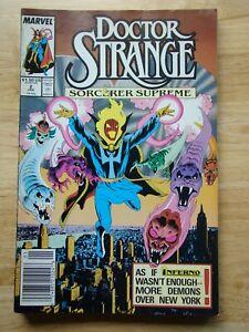 DOCTOR STRANGE (1988) # 2 GILLIS & CASE
