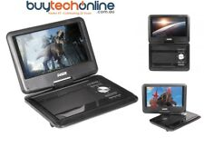 "Laser DVD-PT-9B 9"" DVD Player -MR DVD, USB. Incl remote. MP3/MP4/DIVX"