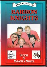 Barron Knights - DVD - UK British COMEDY MUSIC Group - CONCERT LIVE SHOW - RARE