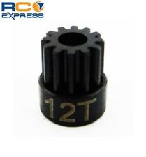 Hot Racing 12t 0.5 Mod Hardened Steel Pinion Gear 1/8 Bore CSG12M05