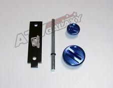 Blue Anodized Engine Motor Plugs Yamaha YZ450F 07 08 09