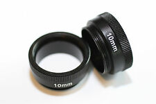 10mm C or CS Mount Extension Tube, Lens Adapter Ring. Tube (C-CS-10mm)