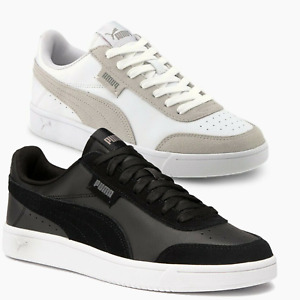 Puma Men Shoes Casual Comfort Walking Athletic Court Lo Shoe Sneaker