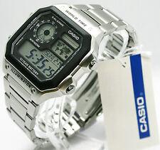 ✅ Casio Herrenuhr Collektion AE-1200WHD-1AVEF ✅