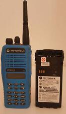 Motorola GP380 VHF ATEX Handfunkgerät Betriebsfunkgerät ATEX Akku