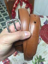 Polo Ralph Lauren  Leather Belt Men's Size 42