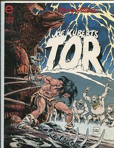 TOR #1 JOE KUBERT!! (FN+) 1993