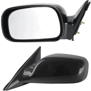 Out-side View Door Mirror Assembly Left DORMAN For Toyota Camry 02-06 JAPAN car