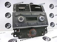 AUDI S8 Typ 4E D3 Klimabedienteil Klimaregler Mittelkonsole hinten 4E0919158D
