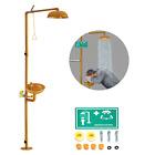 Safety Station with Emergency Eye Wash 12L/min Eyewash Flow Rate