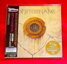 Whitesnake Whitesnake SHM MINI LP CD JAPAN UICY-93464