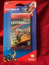 EXCITEBIKE GBA Nintendo Game Boy Advance E Reader 2002 NIP!