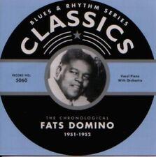 Domino, Fats - 1951-1952 CD NEU OVP