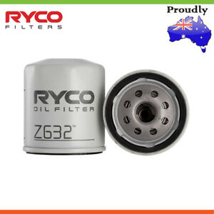 Brand New * RYCO * Oil Filter For MAZDA MPV LW 2.3L 4 Petrol L34/2006 - On