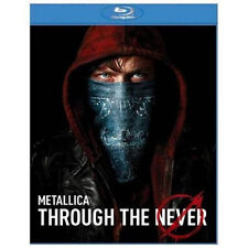 METALLICA: THROUGH THE NEVER BLU-RAY - AUTHENTIC US RELEASE