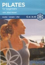 Pilates DVD for Beginners - Pilates For Beginners with Jillian Hessel!