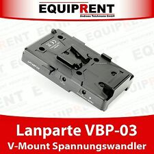 Lanparte VBP-03 V-Mount Sandwich Adapter / Spannungswandler (EQC85)