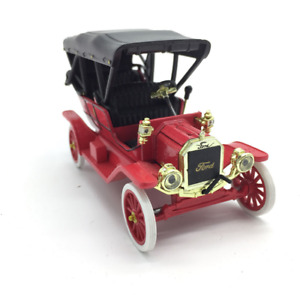 1/32 Scale 1909 Ford Model T Touring Old Car Red Diecast Alloy Model Car