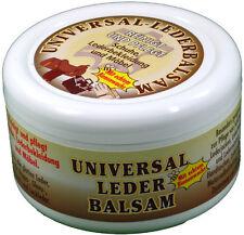 Lederbalsam Universal mit echtem Bienenwachs 250ml Lederpflege Reiniger #1215