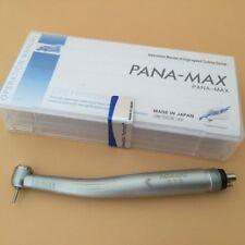 10 Pcs NEW Style Dental High Speed Handpiece Push Button Type 4Hole pana max SU