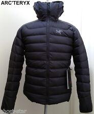 New Arc'Teryx Thorium AR Hoody black puffer jacket 750 goose down hood hooded S