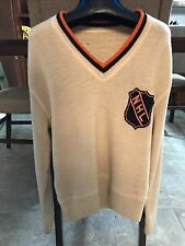 Sylvio Mantha's Late-1930s NHL Referee Wool Jersey RARE/ Amazing condition!