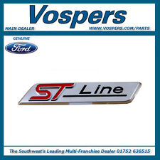 Genuine Ford Kuga, Fiesta, Mondeo Front N/S or O/S ST Line Badge / Decal 2044452