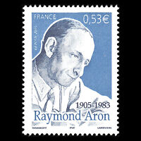 France 2005 - 100th Anniversary of the Birth of Raymond Aron - Sc 3152 MNH