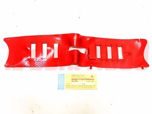 Panel Cover Radiator Mp Grill Fiat 128 Model 1972 Red Accessory