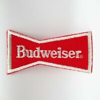 "Vintage Patch - Budweiser - Beer - King Of Beers - 3 3/4"" - Collectible"