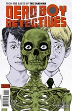 DEAD BOY DETECTIVES (2013) #3 VF/NM VERTIGO SANDMAN