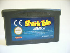 SHARK TALE - GANG DE REQUINS - GAME BOY ADVANCE