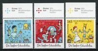 Germany 2019 MNH Brave Valiant Little Tailor 3v Set A Grimm Fairy Tales Stamps