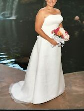 Maggie Sottero Wedding Dress, Gown~Petite~10-12~Professionally Boxed