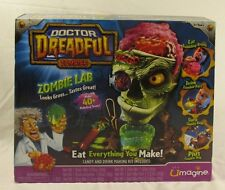 Doctor Dreadful Zombie Lab Create Your Own Delicious Treats For  5+ years
