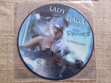 Lady Gaga – Lovegame - The Remixes – Disco Picture