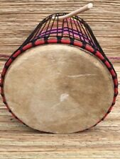 """African Dundun Drum - Very Large Dundumba 16"""" head"""
