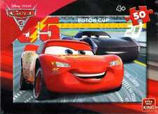 CHILDREN KIDS (4+) 50 PIECE DISNEY CARS 3 LIGHTNING MCQUEEN JIGSAW PUZZLE 05288B