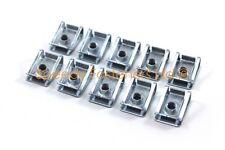 10x Clips de carénage M5 5mm fil carrosserie Panneau ATTACHE VITESSE moto U