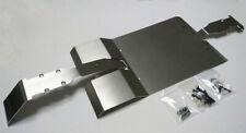 Stainless Steel Chassis Skid Servo Covers for 1/10 Traxxas E-Revo ERevo