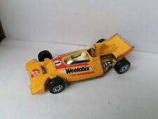 New listing Vintage Corgi Juniors Formula 1 Racer Yellow F1 Race Car