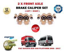 für Fiat Ducato LKW Bus Pickup 2006-2017 2 x VORNE LINKS+rechts Bremssattel Satz