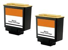 2x tinta cartuchos para Philips FAXJET 500 520 525 535 555 / PFA441 CARTUCHOS