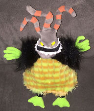 "Nightmare Before Christmas 10"" Harlequin Demon Plush ~ 2001 The Disney Store"