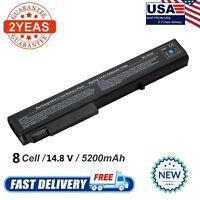 Battery for HP EliteBook 8530p 8530W 8540P 8540W 8730P 8730W 8740W ProBook 6545b