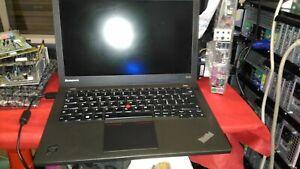 "Lenovo Thinkpad X240 12.5"" Core i5 4gen 4GB 128GB SSD - Webcam"